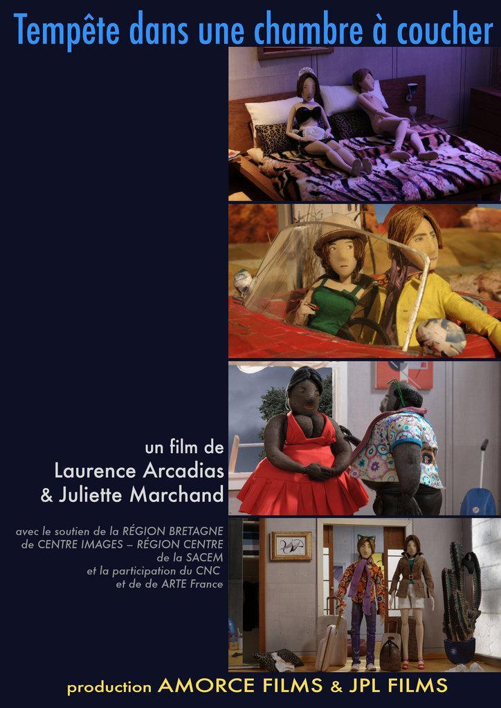 Temp te dans une chambre coucher 2011 unifrance films for Chambre 13 film
