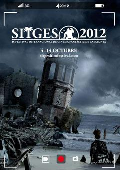 Sitges International Film Festival of Catalonia - 2012