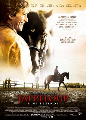 Jappeloup - Poster - Germany