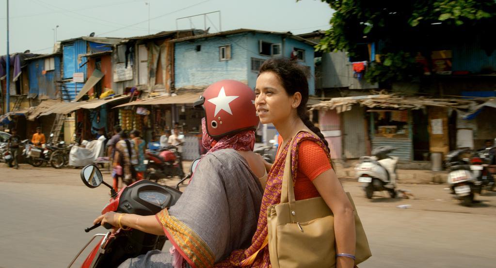 Geetanjali Kulkarni - © Inkpot Films