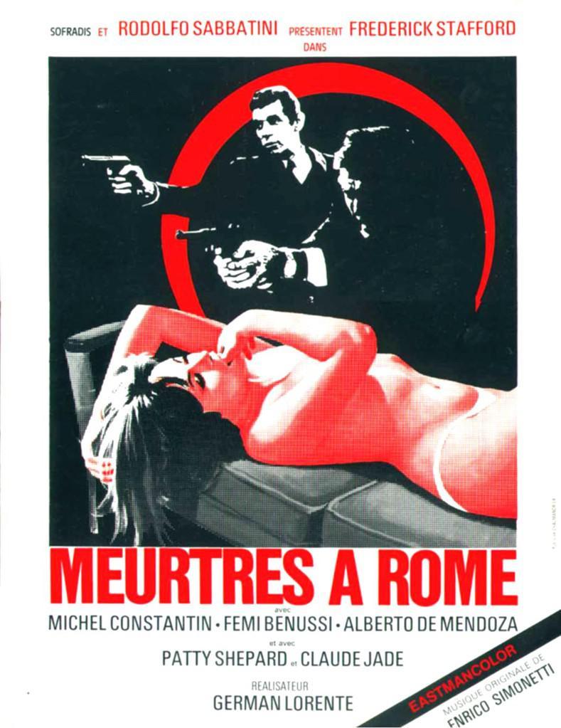 Meurtres à Rome