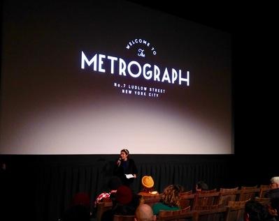 Portfolio - Prune Nourry présente l'hommage à Michel Legrand au Metrograph