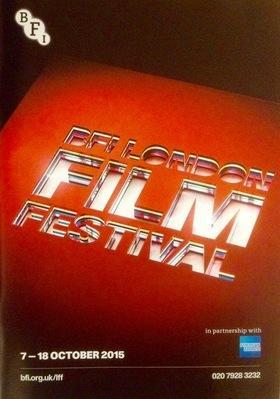 BFI London Film Festival - 2015