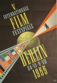 ベルリン国際映画祭 - 1955