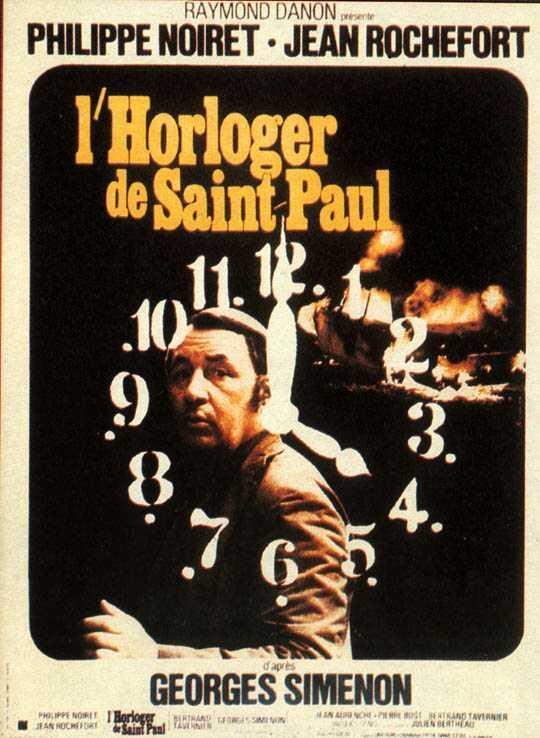 The Clockmaker of Saint-Paul