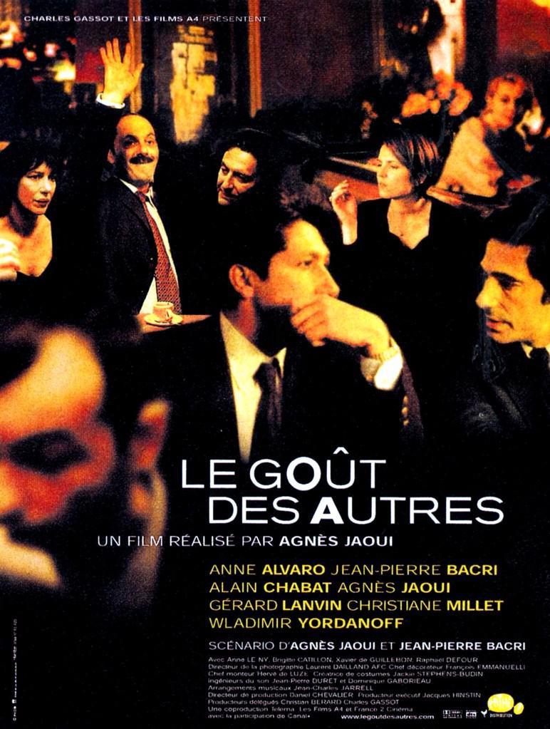 Oscars du Cinéma - 2001