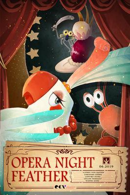 Opera Night Feather