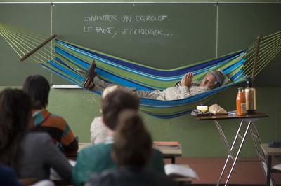 Serial Teachers - © Arnaud Borrel
