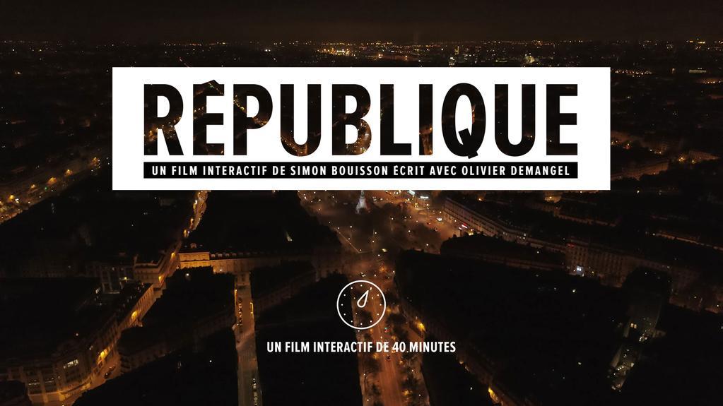 République, the Interactive Movie