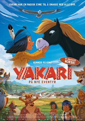 Yakari, A Spectacular Journey - Norway