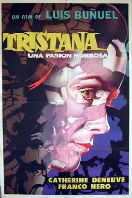 哀しみのトリスターナ - Poster Argentine