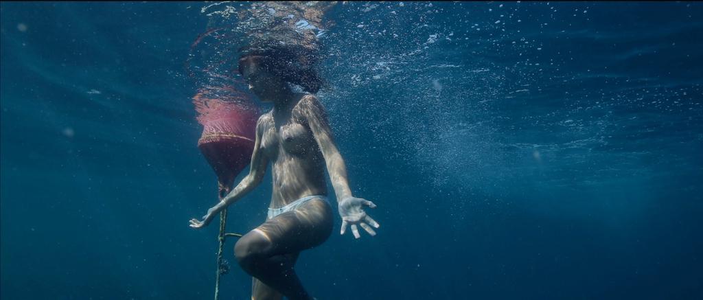 La Mer est ma mère