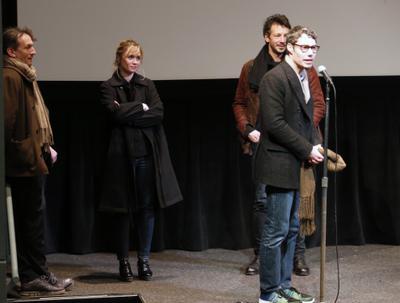 Portfolio - David Thion et Philippe Martin (Les Films Pelléas) présentent - © Bestimage