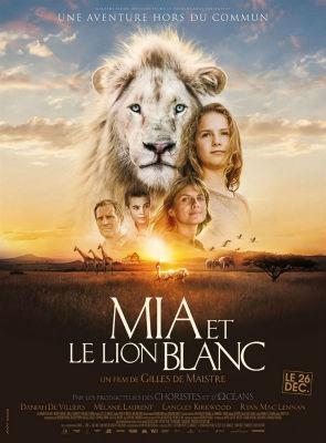 Mia y el león blanco - Poster - Belgium