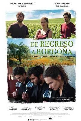 Nuestra vida en la Borgoña - Poster - Columbia