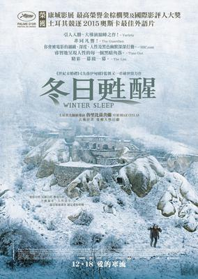 Winter Sleep - Poster - Hong Kong