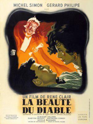 La Beauté du diable - Poster France