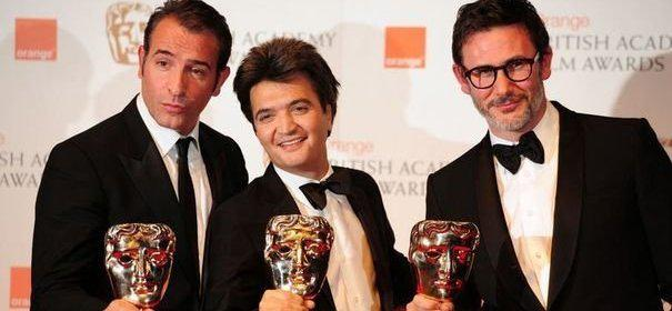 The Artist steals the spotlight at the BAFTAs