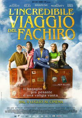 L'Extraordinaire Voyage du fakir - Poster - Italy