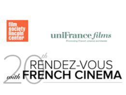 Los 20º Rendez-vous du cinéma français (Encuentro de cine francés) de Nueva York del 6 al 15 de marzo próximos