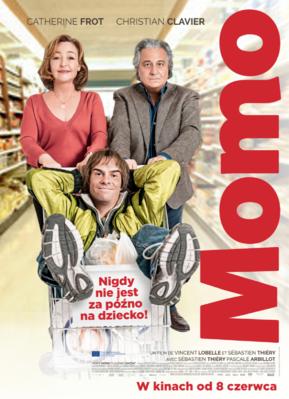 Finding Momo - Poster - Poland