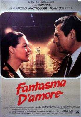 Fantasma de amor  - Poster Italie