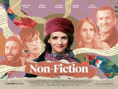 Non-Fiction - Poster - UK