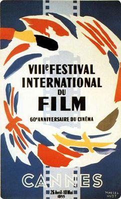 Festival Internacional de Cine de Cannes - 1955
