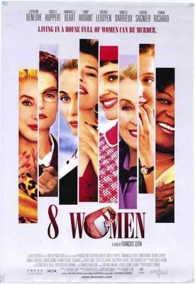 8 Femmes / 8人の女たち - USA