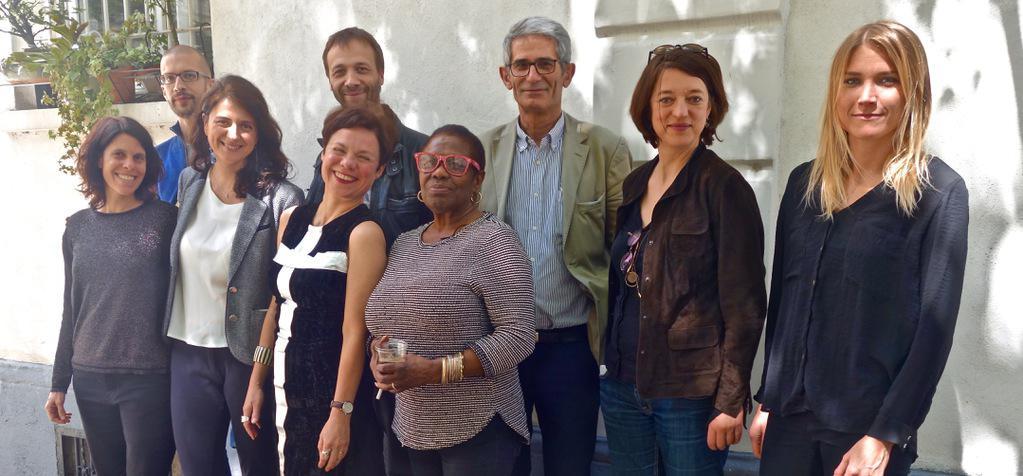 Entrega en Cannes del 14º Premio UniFrance de Cortometraje