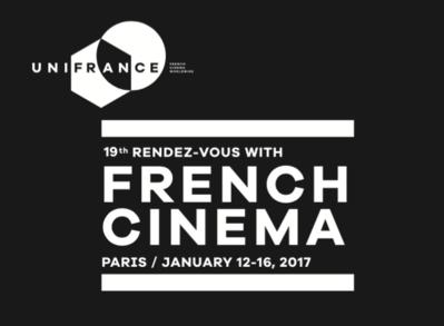 Rendez-Vous con el Cine Francés en París - 2017