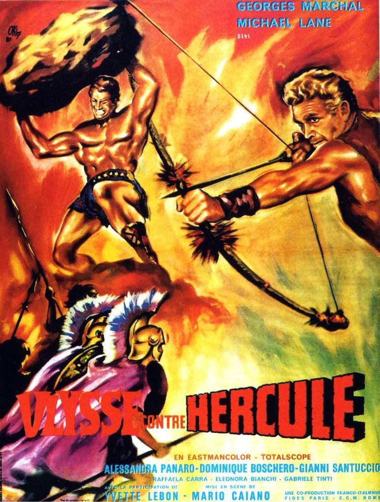 Ulises contra Hércules
