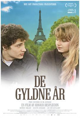 My Golden Days - Poster - Denmark
