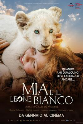 Mia y el león blanco - Poster - Italy