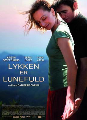 Leaving - Affiche Danemark