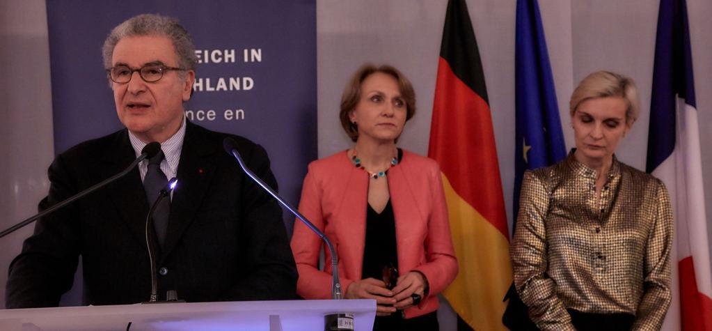 Serge Toubiana rinde homenaje a Daniel Toscan du Plantier en el Festival de Berlín