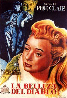 La Beauté du diable/悪魔の美しさ - Poster Espagne