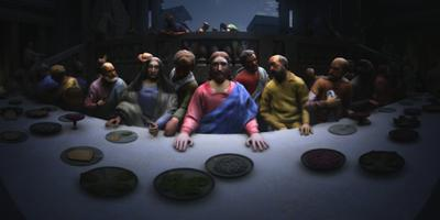 The Wedding Feast at Cana by Paul Véronèse - © Les Poissons Volants