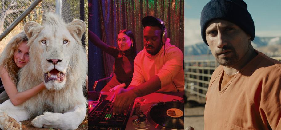 Mia y el león blanco, Climax y The Mustang, impulsan los resultados del cine francés en el extranjero