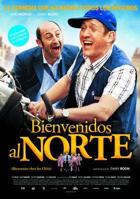 Bienvenidos al Norte - Poster - Espagne