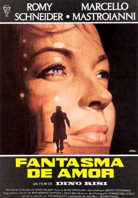 Fantasma de amor  - Poster Espagne