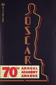 Oscars du Cinéma - 1998
