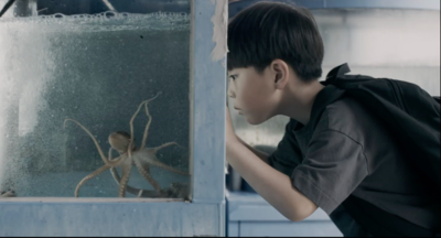 The Kid and the Octopus