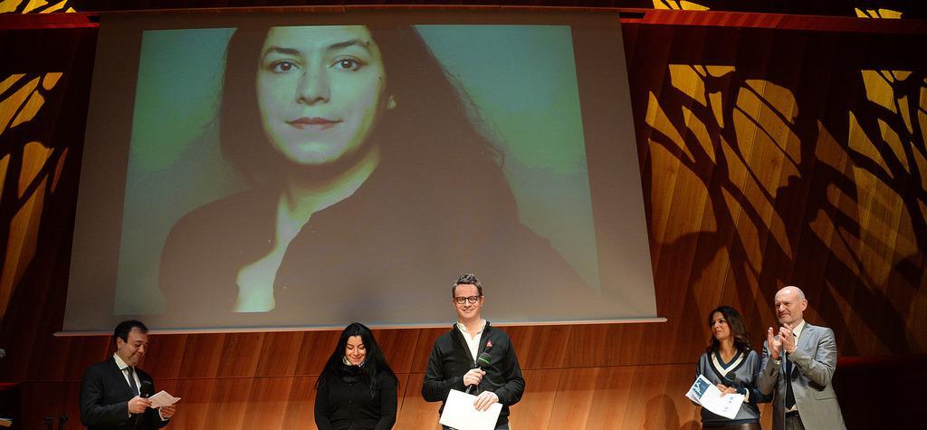¡ Marjane Satrapi, miembro del Jurado de MyFrenchFilmFestival !