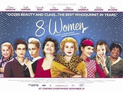 8 Femmes / 8人の女たち - UK