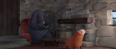 Ton grand-père est un ours