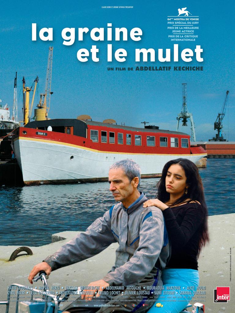 Abdelkader Djeloulli - © Affiche française