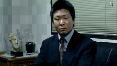 Young yakusa