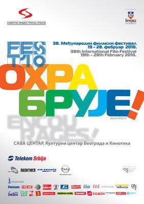 Belgrade - Festival Internacional del Film - 2010