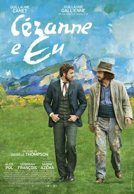 Cézanne and I - Poster - Portugal
